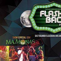 Festa FLASH BACK 2 Edio - Clube Caixeiral