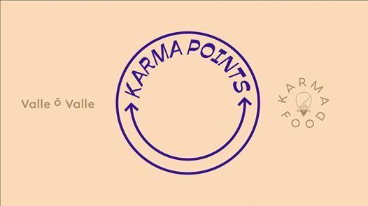 Valle  Valle karma pop-up x Karma Food 1070