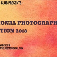 1st National Photography Exhibition 2018