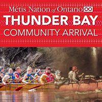 MNO 2017 Canoe Expedition - Thunder Bay Community Event