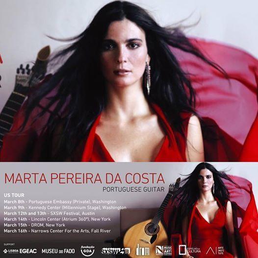 MARTA Pereira da Costa  A Portuguese Guitar