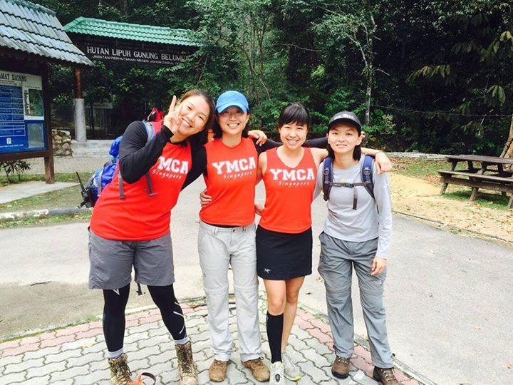 Y Treks Gunung Belumut (5 May 2018)