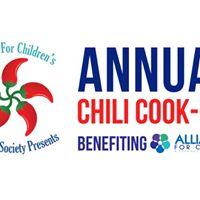 Pinwheel Societys Third Annual Chili Cook-Off