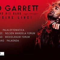 David Garrett &amp His Band &quotExplosive Live Tour ITALY 2018 - MILANO&quot