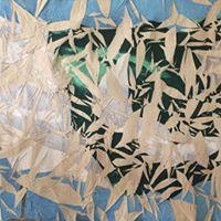 Painting - A two person show by Muhammad Hosyen &amp Kashif Mangi