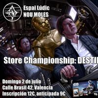 Store Championship Destiny