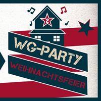 WG Party Weihnachtsfeier auf 3 Floors I Kantine Augsburg I 1512
