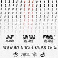 808 w Omas - Sam Gold - Heimdall