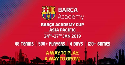 Bara Academy Cup - Asia Pacific 2019