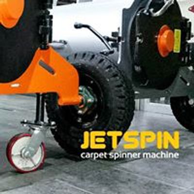 Mesin Pengering Karpet JETSpin Carpet Spinner Indonesia
