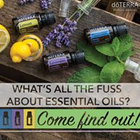 Introduction to Essential Oils &amp doTERRA