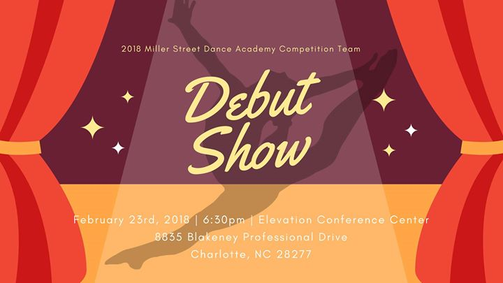 MSDA Competition Debut Show