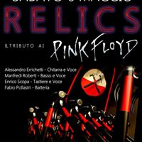 Relics - The Pink Floyd Tribute Live at Lord Lichfield Pub