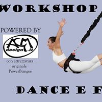 WorkShoop BungeeDance e BungeeFitness