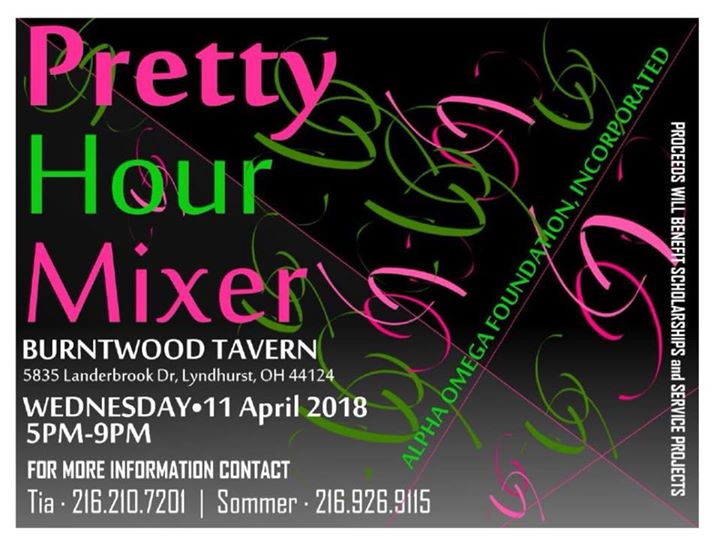Pretty Hour Mixer At Burntwood Tavern Lyndhurst