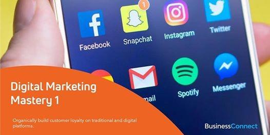 Digital Marketing Mastery 1