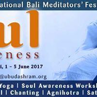 9th International Bali Meditators Festival Soul Awareness Retreat