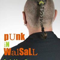 Punk in Walsall in Brum