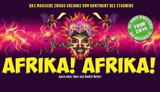 Afrika Afrika - Tour 2019 I Stuttgart