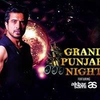 Grand Punjabi Night Feat. DJ Akbar Sami