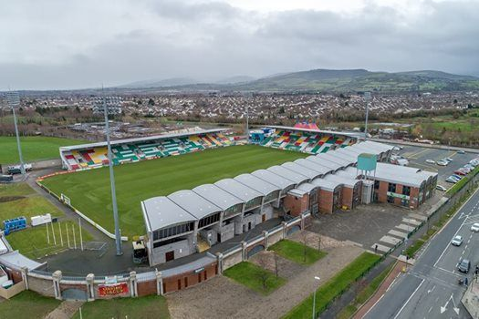 Rovers Vs Waterford