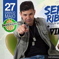 Noite da Almofada Serginho Ribeiro e Banda  Vintage 30