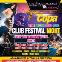 Copa club festival night()