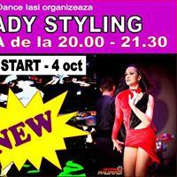 Curs de Lady Styling with Smaranda by Universul Latino