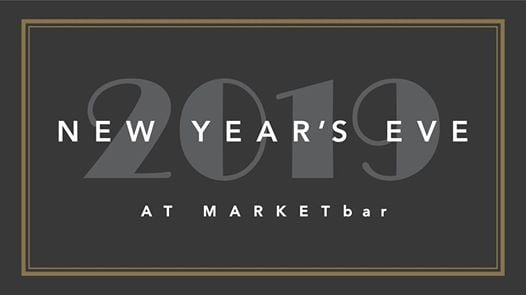 New Years Eve at MARKETbar