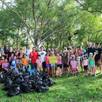 16th THS Beach Clean - Pasir Ris Beach Park