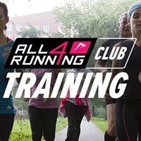 All4running Club training in Alkmaar