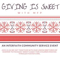 Giving is Sweet with MFP