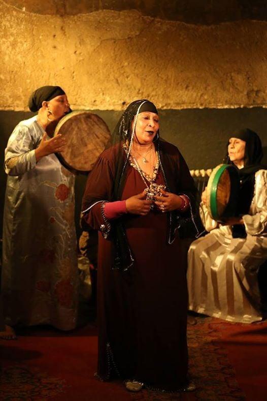 Mazaher ensemble (Zar) every Wednesday Sep  at 8 pm