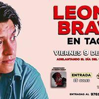 Leonel Bravo Concierto en TACNA  Viernes 9 de Febrero