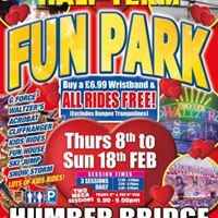 Fun park & wristband mobile funfair