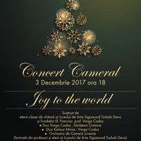 Concert cameral Joy to the World
