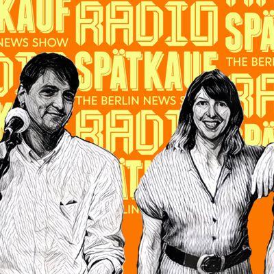 Radio Spaetkauf Podcast Recording April