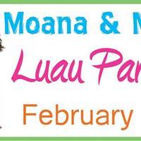 Moana &amp Maui Luau Party