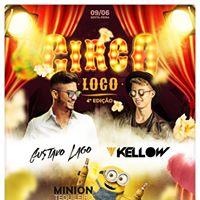 Circo Loco - 4 Edio