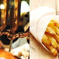 Afterwork Belge Bieres &amp Frites au bar de La Belle electrique