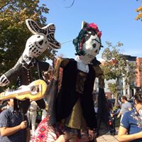 Day of the Dead Parade and Celebration