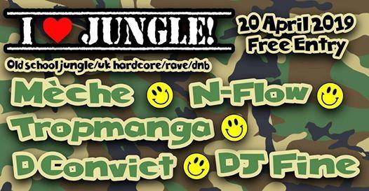 DVO presents  I Love Jungle