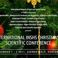 11th International INSHS Christmas Sport Scientific Conference