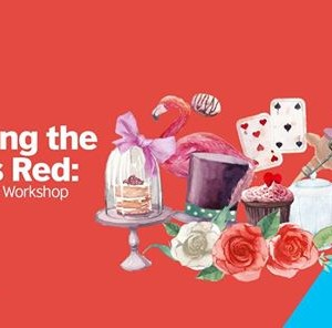 Painting the Roses Red An Illustration Workshop for Children
