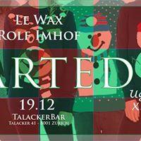 MARTEDI Ugly Sweater Xmas Party at Talacker  19.12