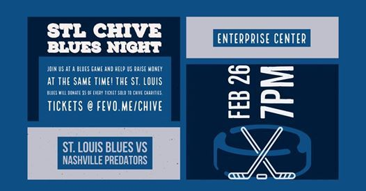 Chive Night at the Blues