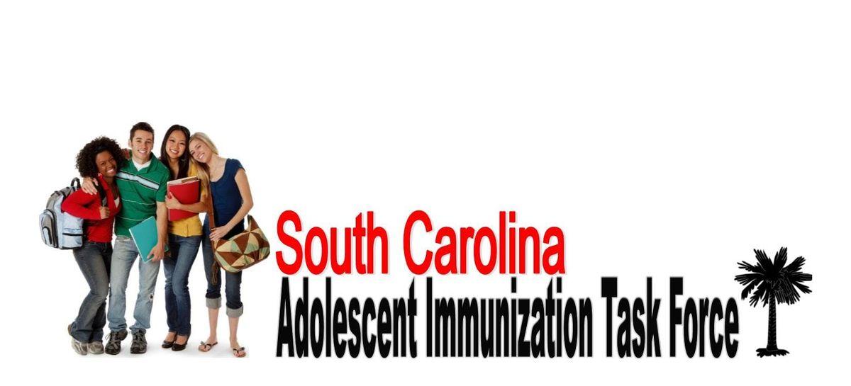 SC Adolescent Immunization Task Force Meeting