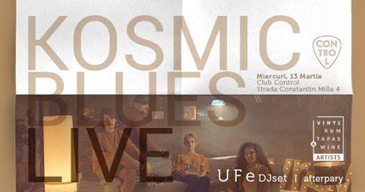 Kosmic Blues live & UFe  Control