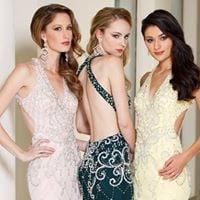 Sean Prom Dress Trunk Show