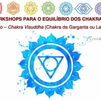 Workshop pro Equilbrio dos Chakras 5Mdulo - Visuddha Chakra (GargantaLarngeo)